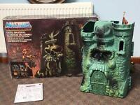 Castle Greyskull- He Man (Original)
