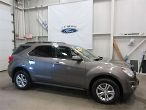 2012 Chevrolet Equinox 1LT+ 4 WINTER TIRES