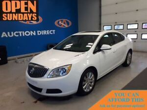 2015 Buick Verano LEATHER! SUNROOF! FINANCE NOW!