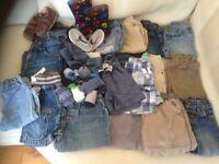 Boys clothes, trousers, shorts, jumpers, T shirts & shirts. Next, Jasper Conran, Mothercare.