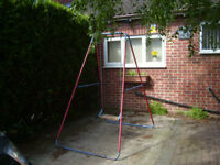 A swing with seat (yes I found it !)
