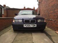BMW E36 318i Convertible SPARES REPAIRS