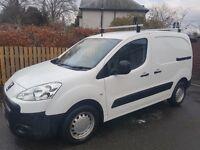 Peugeot Partner 850 S L1 HDI - 18700 miles . £5500 + VAT