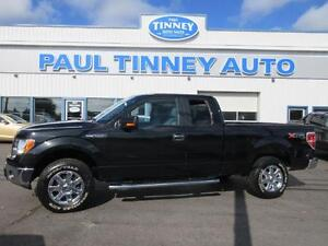 2014 Ford F-150 XLT SuperCab 6.5-ft. Bed 4WD Peterborough Peterborough Area image 1