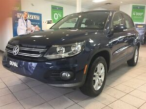2013 Volkswagen Tiguan 4MOTION 4X4 AUTOMATIC BLUETOOTH