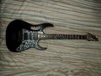 Ibanez Jem 555 Electric Guitar No Tremolo Bridge Body and Neck only