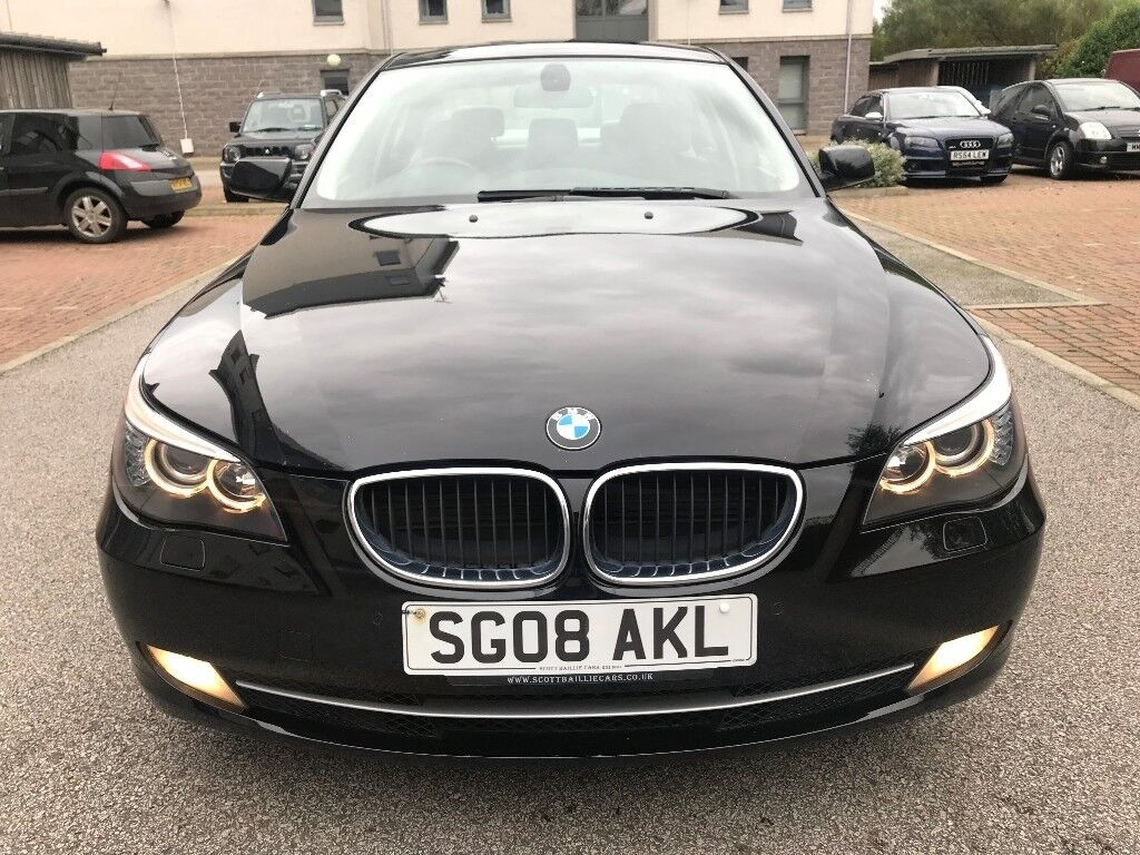 2008 bmw 520 diesel manual mot july 2018 fully serviced. Black Bedroom Furniture Sets. Home Design Ideas