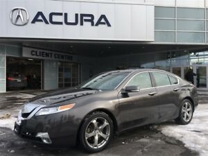 2009 Acura TL TECH | NAVI | SUNROOF | LEATHER | NEWBRAKES