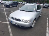 Audi A3 1.6 petrol for sale.