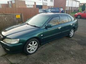 HONDA ACCORD TYPE V TOP SPEC BARGAIN
