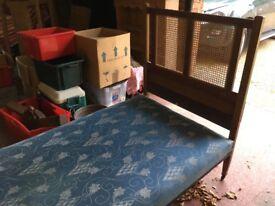 3 foot bed frame