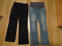 Maternity clothes bundle - size 8 (10)