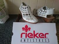 Rieker Antistress Sandals size 6