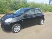 £30 ROAD TAX NISSAN MICRA 2011 1.2 FULL YEAR MOT, EXCELLENT CONDITION