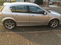 BARGIN FULLY LOADED 6 SPEED 150BHP 55 REG VAUXHALL ASTRA SRI X PACK 1.9 5DOOR HATCHBACK