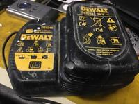 Dewalt air cooled battery and charger