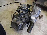 GY6 Engine 150cc and large selection of quad parts