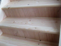 Redwood Staircase