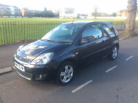 FORD FIESTA 1.25 ZETEC CLIMATE, VGC, 2007, 49K.