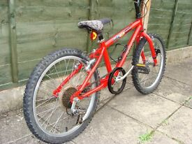 """Giant MTX123 20"""" wheels 6 Gears Grip shift"""
