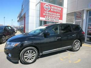 2014 Nissan Pathfinder SL 4WD LEATHER, BLUETOOTH, BACKUP CAMERA