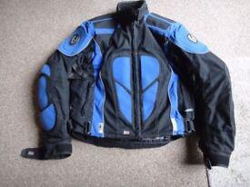 Belstaff motorbike jacket with lining size medium