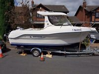 Quicksilver 580 Pilothouse - Mariner Optimax 90 - 2006