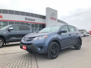 2013 Toyota RAV4 LE/ALL WHEEL DRIVE
