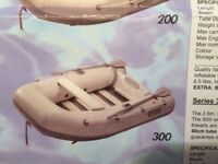 Compass Inflatable Dinghy Boat