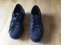 MBT Black Trainers