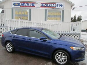 2013 Ford Fusion SE WITH NAV!! ALLOY WHEELS!! POWER SEAT!! BEAUT