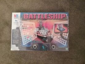 MB BATTLESHIP GAME BRAND NEW
