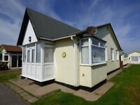 2 Bedroom Detached Chalet Holiday home for sale South Shore Holiday Village near Bridlington (1308)