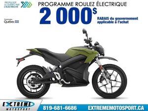 2018 Zero Motorcycles Zero DS ZF 13.0