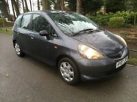 HONDA JAZZ 1.3 S EDITION, 5 SPEED MANUAL, 5 DOOR HATCH, 12 MONTH MOT, 2 OWNER, S HISTORY, BARGAIN