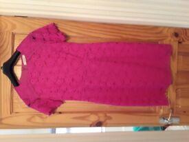 Ladies oasis dress size S