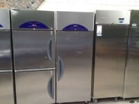 UPRIGHT COMMERCIAL WILLIAMS CATERING FRIDGE MACHINE TAKEAWAY DINER CANTEEN CAFETERIA SHOP CAFE