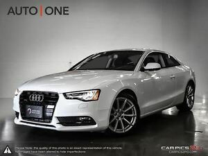 2014 Audi A5 2.0 | NAVIGATION | PANO ROOF
