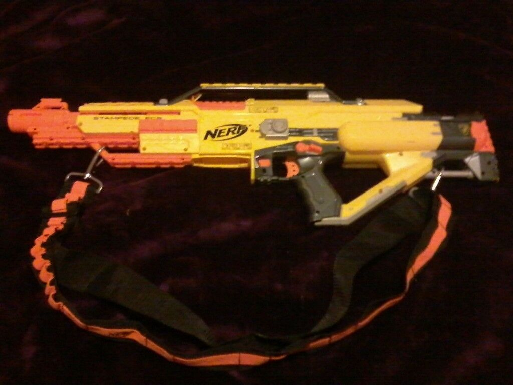 Starter Nerf Gear Set