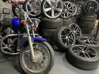"18"" inch rs6 Audi 5x112 alloys wheels a3 a4 a5 a6 Vw caddy passat cc scirocco tt"