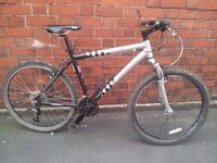 Giant Terrago mountain bike fully serviced