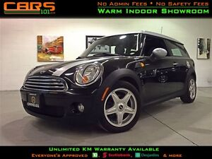 2009 MINI Cooper Clubman Fully Serviced | Cert | E-Tested |