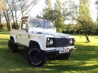 Land Rover Defender 300tdi 90 pickup