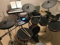 Electronic drum kit | Drums for Sale - Gumtree