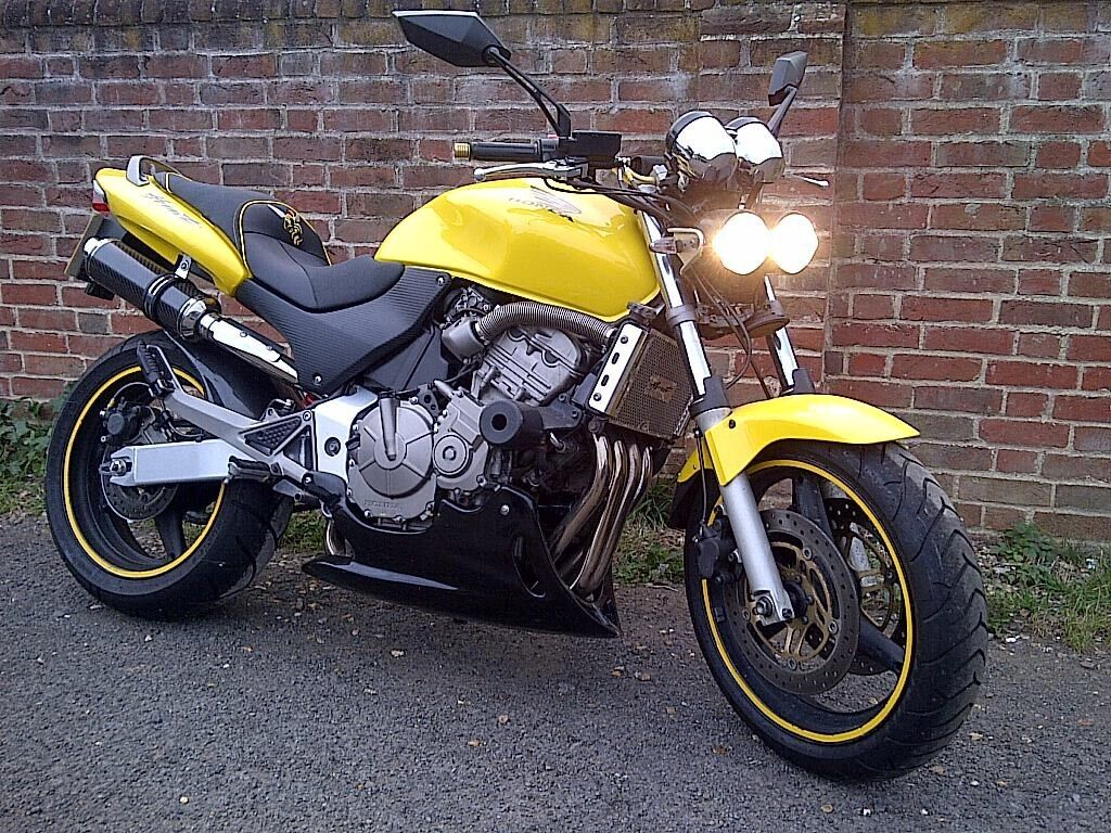 superb 2002 honda hornet 600 street fighter in cambridge cambridgeshire gumtree. Black Bedroom Furniture Sets. Home Design Ideas