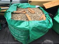 Gravel Stone - suitable for paths, driveways, landscaping and decorative border covering