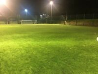 Monday 5aside needs players! Casual adults game