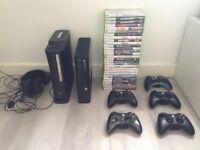 2 Xbox 360's