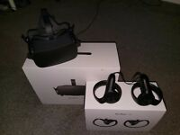 Oculus Rift CV1 with Touch Controllers