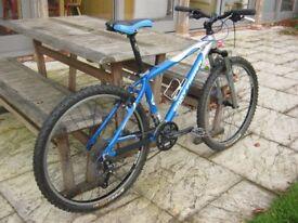 Gary Fisher Tassajara GS womens mountain bike - 15.5 inch